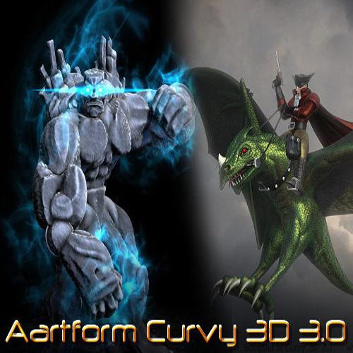 Acheter Aartform Curvy 3D 3.0 Clé Cd Comparateur Prix