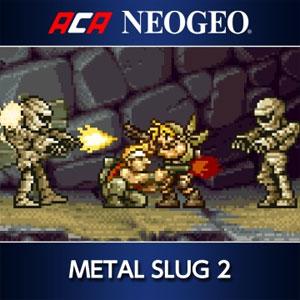 Acheter ACA NEOGEO METAL SLUG 2 Xbox One Comparateur Prix