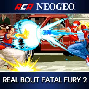 Acheter ACA NEOGEO REAL BOUT FATAL FURY PS4 Comparateur Prix