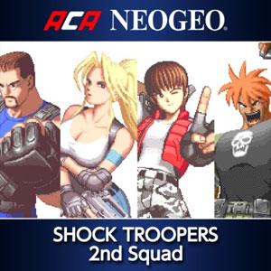 Acheter ACA NEOGEO SHOCK TROOPERS 2nd Squad Nintendo Switch comparateur prix