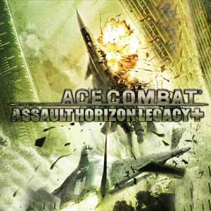 Acheter Ace Combat Assault Horizon Legacy Plus Nintendo 3DS Download Code Comparateur Prix