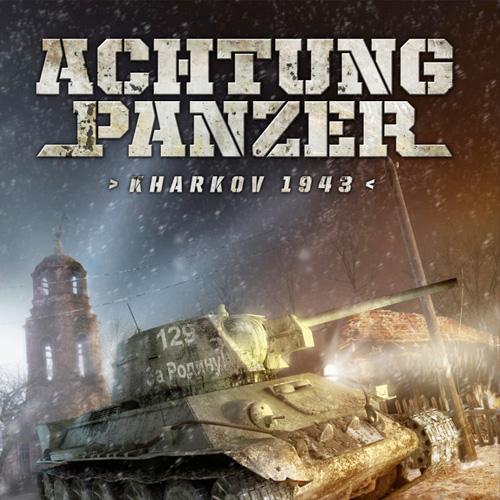 Acheter Achtung Panzer Kharkov 1943 Clé Cd Comparateur Prix