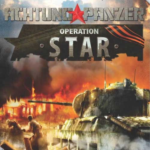 Acheter Achtung Panzer Operation Star Cle Cd Comparateur Prix