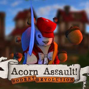 Acheter Acorn Assault Rodent Revolution Clé Cd Comparateur Prix