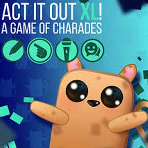 ACT IT OUT XL! A Party Game for Twitch, Mixer and YouTube