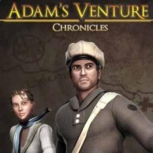 Acheter Adams Venture Chronicles Clé Cd Comparateur Prix