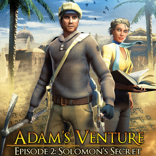 Acheter Adams Venture Episode 2 Solomons Secret Cle Cd Comparateur Prix