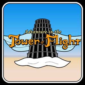 Acheter Adventure in the Tower of Flight Clé Cd Comparateur Prix