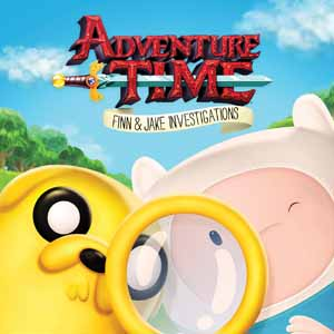 Telecharger Adventure Time Finn and Jake Investigations PS4 code Comparateur Prix