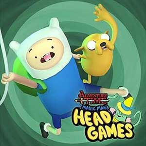 Acheter Adventure Time Magic Mans Head Games Clé Cd Comparateur Prix