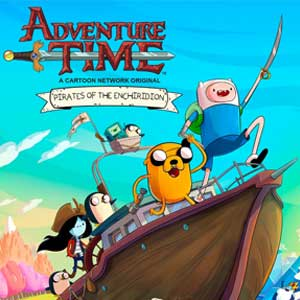 Telecharger Adventure Time Pirates Of The Enchiridion PS4 code Comparateur Prix