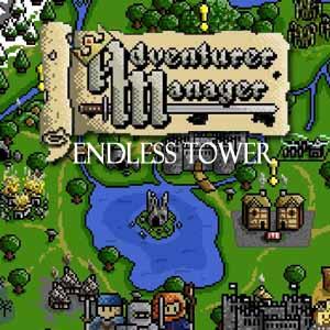Acheter Adventurer Manager Endless Tower Clé Cd Comparateur Prix