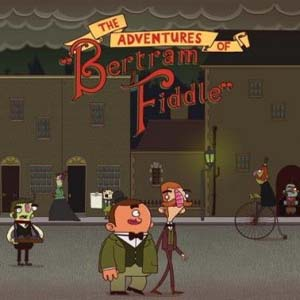 Acheter Adventures of Bertram Fiddle Episode 1 A Dreadly Business Clé Cd Comparateur Prix