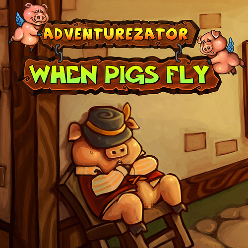 Acheter Adventurezator When Pigs Fly Clé Cd Comparateur Prix