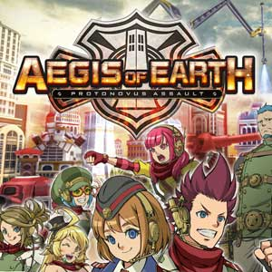 Acheter Aegis of Earth Protonovus Assault Clé Cd Comparateur Prix