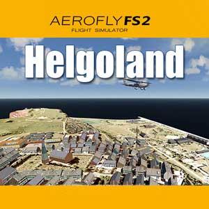 Aerofly FS 2 Helgoland