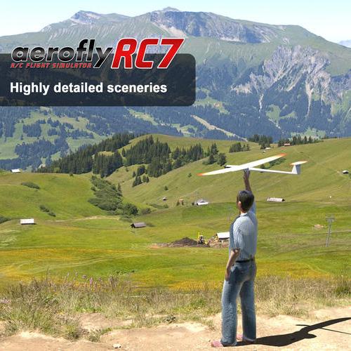 Acheter aerofly RC 7 Professional Edition Clé Cd Comparateur Prix