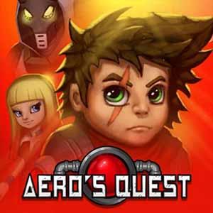 Acheter Aeros Quest Clé Cd Comparateur Prix