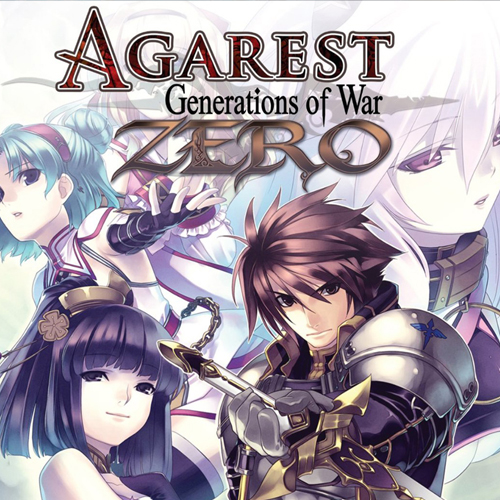 Acheter Agarest Generations of War Zero Clé Cd Comparateur Prix