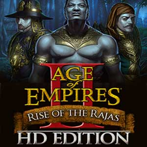 Acheter Age of Empires 2 HD Rise of the Rajas Clé Cd Comparateur Prix