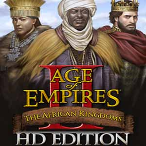 Acheter Age of Empires 2 HD The African Kingdoms Clé Cd Comparateur Prix