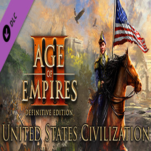 Acheter Age of Empires 3 Definitive Edition United States Civilization Clé CD Comparateur Prix