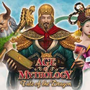 Age of Mythology EX Tale of the Dragon