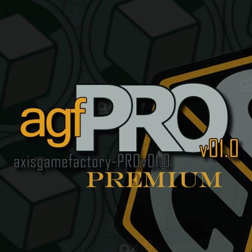AGFPRO Premium DLC