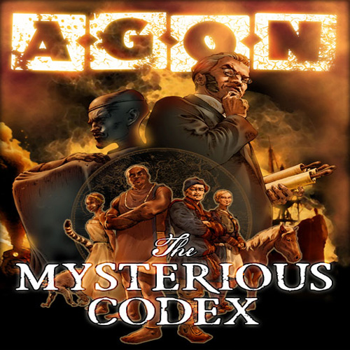 Acheter AGON The Mysterious Codex Clé Cd Comparateur Prix