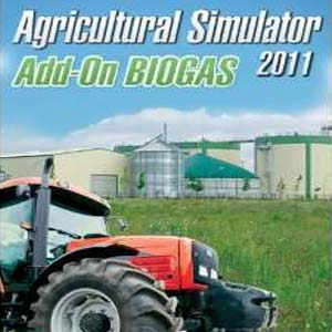 Agricultural Simulator 2011 Add-On Biogas