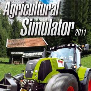 Acheter Agricultural Simulator 2011 Clé Cd Comparateur Prix