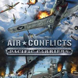 Acheter Air Conflicts Pacific Carriers Xbox 360 Code Comparateur Prix