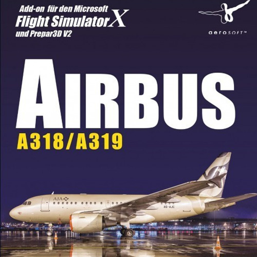 Acheter Airbus A318/319 Flight Simulator X Addon Clé Cd Comparateur Prix