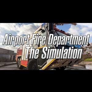 Acheter Airport Fire Department The Simulation Clé Cd Comparateur Prix