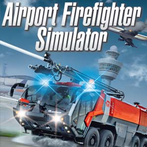 Acheter Airport Firefighters The Simulation Clé Cd Comparateur Prix