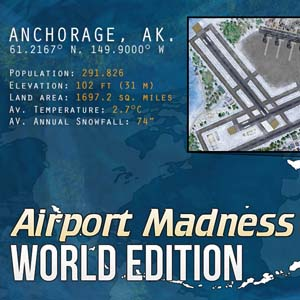 Acheter Airport Madness World Edition Clé Cd Comparateur Prix