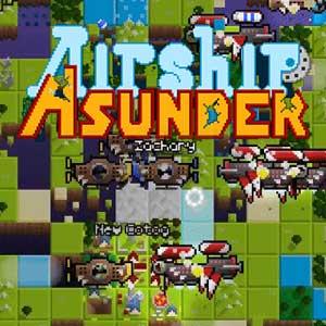 Acheter Airship Asunder Clé Cd Comparateur Prix