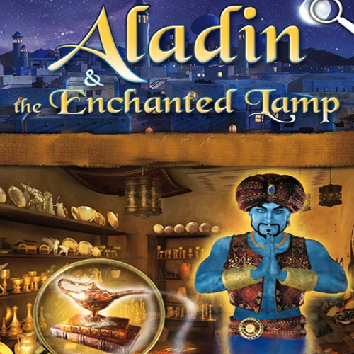 Acheter Aladin and the Enchanted Lamp Clé Cd Comparateur Prix