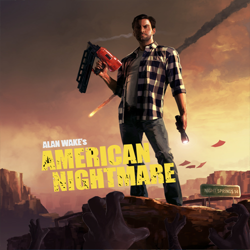 Acheter Alan Wakes American Nightmare Xbox 360 Code Comparateur Prix