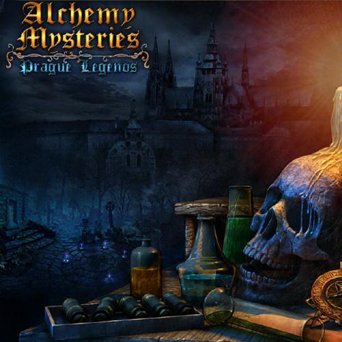 Alchemy Mysteries Prague Legends