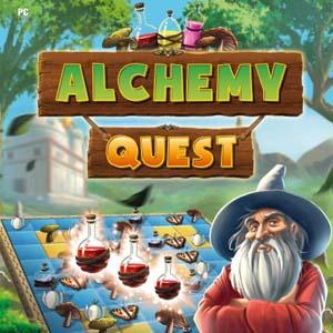 Acheter Alchemy Quest Clé Cd Comparateur Prix