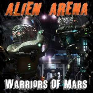 Alien Arena Warriors Of Mars