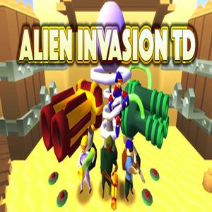 Alien Invasion Tower Defense