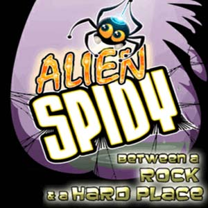 Acheter Alien Spidy Between A Rock And A Hard Place Clé Cd Comparateur Prix