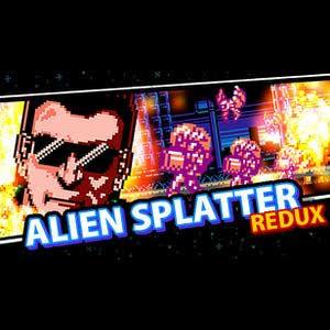 Alien Splatter Redux