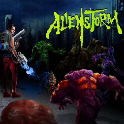 Acheter Alien Storm Clé Cd Comparateur Prix