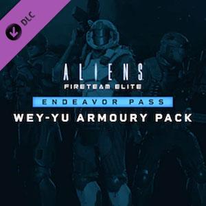 Aliens Fireteam Elite Wey-Yu Armoury