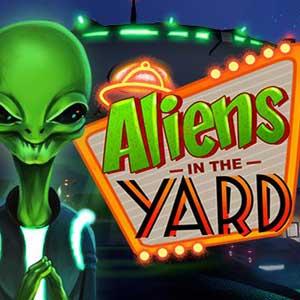 Aliens In The Yard