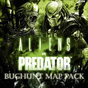 Acheter Aliens vs Predator Bughunt Map Pack Clé Cd Comparateur Prix