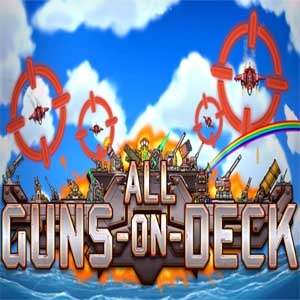 Acheter All Guns On Deck Clé Cd Comparateur Prix